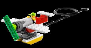 Robot avión LEGO